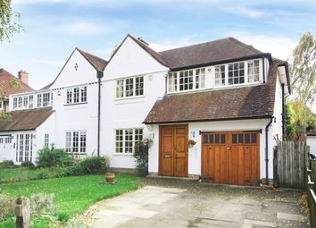 Evelyn Drive, Pinner HA5. 4 bed semi-detached house for sale