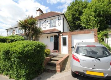 Thumbnail 3 bed semi-detached house for sale in The Close, Pampisford Road, Purley