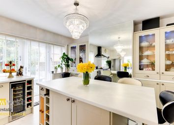 Thumbnail 4 bed semi-detached house for sale in George V Avenue, Goring By Sea, West Sussex