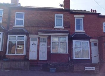 Thumbnail 3 bed detached house for sale in Farnham Rd, Handsworth, Birmingham