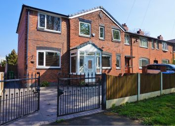Thumbnail 5 bed semi-detached house for sale in Green End Road, Manchester