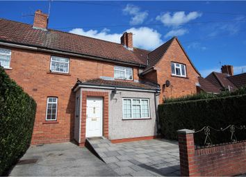 Thumbnail 3 bed terraced house for sale in Chedworth Road, Horfield