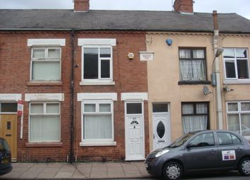 Thumbnail 3 bed terraced house for sale in Pool Road, City Centre, Leicestershire