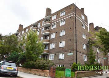Thumbnail 3 bedroom flat for sale in Maitland Park Villas, London