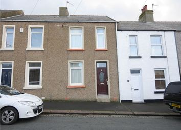Thumbnail 2 bed terraced house for sale in West View, Bransty, Whitehaven, Cumbria