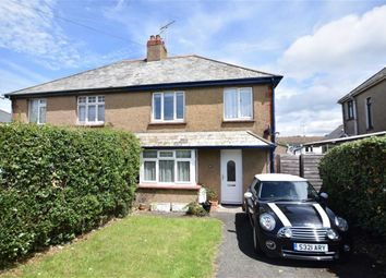 Thumbnail 3 bed semi-detached house for sale in Kings Hill, Bude