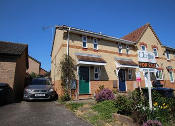 Thumbnail 1 bed end terrace house for sale in Spencer Croft, Ely