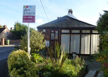 Thumbnail 2 bedroom detached bungalow for sale in Wantage Road, Harwell, Didcot