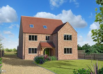 Thumbnail 6 bed detached house for sale in Holborns Site, Main Road, Gedney Drove End, Spalding