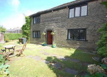 Thumbnail 3 bed semi-detached house for sale in Queen Street, Hadfield, Glossop