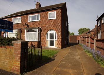 Thumbnail 3 bed semi-detached house to rent in Wyredale Road, Scunthorpe