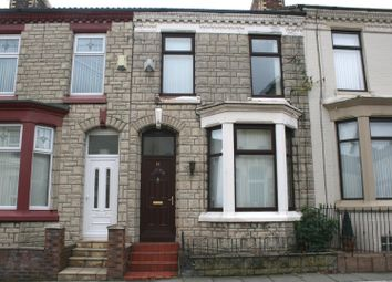 Thumbnail 3 bedroom terraced house for sale in Castlewood Road, Anfield, Liverpool