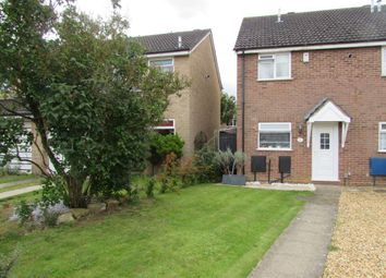 Thumbnail 2 bed semi-detached house for sale in Thornfield, Northampton