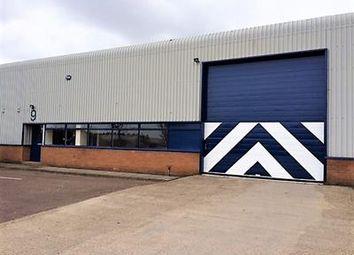 Thumbnail Light industrial to let in Unit 9, Fleming Close, Park Farm Industrial Estate, Wellingborough, Northamptonshire