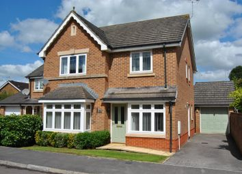 Thumbnail 4 bedroom detached house for sale in Thetford Way, Taw Hill, Swindon