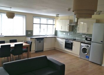 Thumbnail 4 bedroom flat to rent in Mallory Street, London