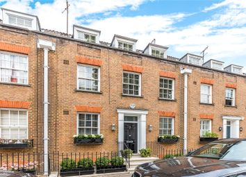 Thumbnail 5 bed terraced house for sale in Little Chester Street, Belgravia