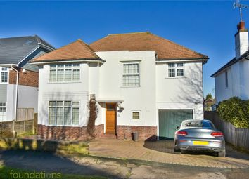 Glenleigh Park Road, Bexhill-On-Sea, East Sussex TN39. 4 bed detached house for sale