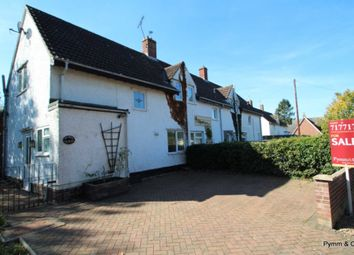 Thumbnail 3 bed end terrace house for sale in North Street, Blofield, Norwich