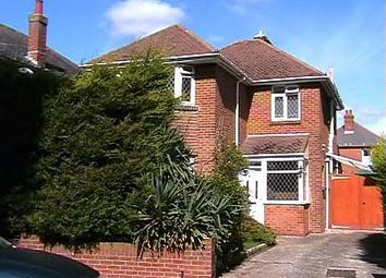Thumbnail 4 bedroom property to rent in Vicarage Road, Moordown, Bournemouth