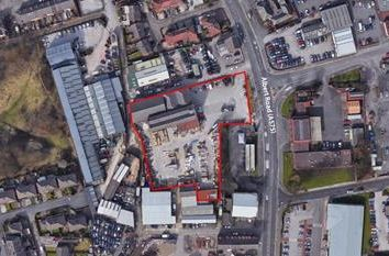 Thumbnail Land to let in Albert Road, A575, Farnworth, Bolton, Lancashire