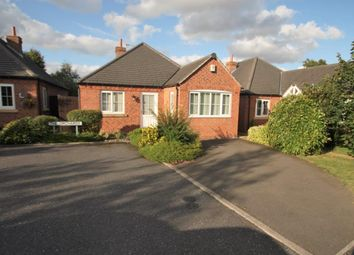 Thumbnail 2 bed detached bungalow for sale in The Orchards, Thringstone, Coalville