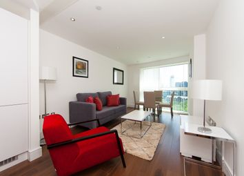 Thumbnail 1 bed flat for sale in Lincoln Plaza, Talisman Tower, Canary Wharf