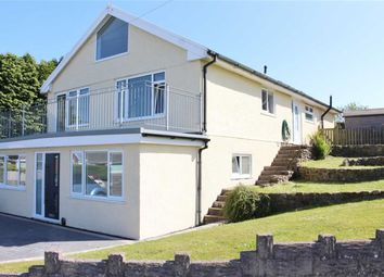 Thumbnail 4 bed detached house for sale in Cormorant Way, West Cross, Swansea