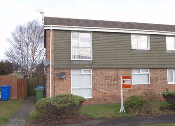 Thumbnail 2 bedroom flat for sale in Otley Close, Cramlington