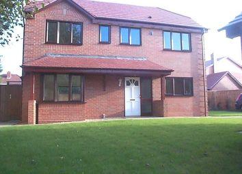 Thumbnail 4 bed property to rent in Danbury Gardens, Wolverhampton