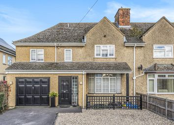 Thumbnail 4 bed semi-detached house for sale in Eynsham, Oxford
