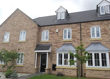 Thumbnail 3 bed terraced house for sale in New Forest Way, Kingswood, Hull