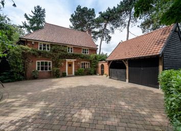 Thumbnail 4 bed detached house for sale in London Road, Capel St Mary, Ipswich, Suffolk