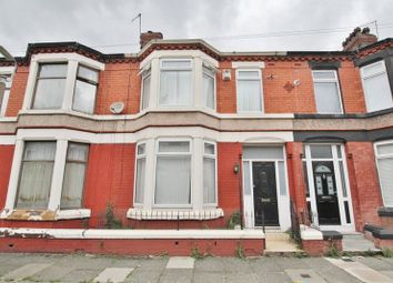 Thumbnail 3 bed terraced house for sale in Calthorpe Street, Garston, Liverpool