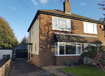 Thumbnail 3 bed semi-detached house for sale in Haughs Road, Huddersfield, West Yorkshire
