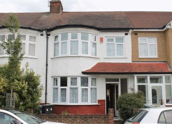 Thumbnail 3 bedroom terraced house for sale in Lincoln Crescent, Enfield
