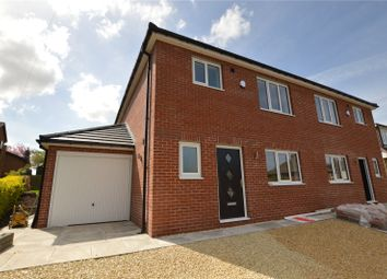 Thumbnail 3 bedroom semi-detached house for sale in Robins Grove, Rothwell, Leeds, West Yorkshire