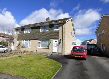 Thumbnail 3 bed semi-detached house for sale in Yeomans Way, Plympton, Plymouth