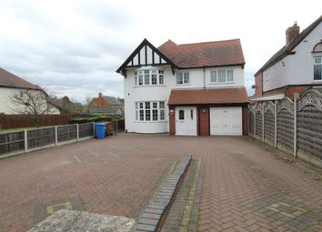 Thumbnail 4 bed detached house for sale in New Road, Armitage