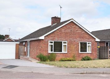 Thumbnail 2 bed detached bungalow for sale in Woodlands Road, Pewsey