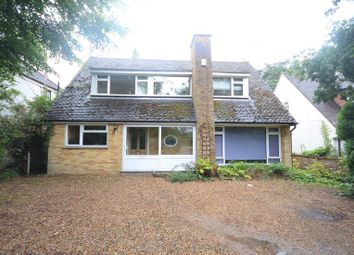 Thumbnail 3 bed detached house to rent in Nine Mile Ride, Finchampstead, Wokingham