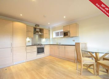 Thumbnail 1 bed flat to rent in Victoria Street, Egham