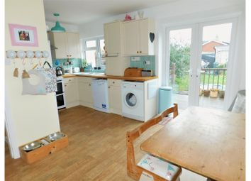 Thumbnail 3 bed terraced house for sale in Orchard Avenue, Lancing