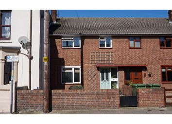 Thumbnail 3 bed terraced house for sale in Walmer Road, Portsmouth