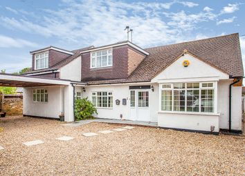 Thumbnail 5 bedroom bungalow for sale in The Meads, Bricket Wood, St. Albans, Hertfordshire
