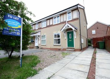 Thumbnail 2 bed terraced house to rent in Bielby Drive, Beverley