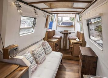 Thumbnail 1 bed houseboat for sale in Canal Boat, Blomfield Road, London