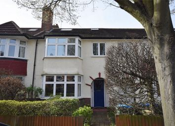 Thumbnail 4 bed terraced house for sale in Strafford Road, Twickenham