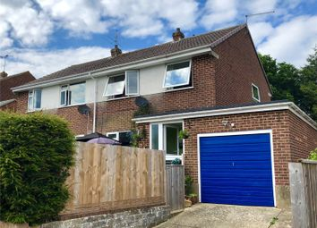 Thumbnail 3 bed semi-detached house for sale in Highmoor Road, Corfe Mullen, Wimborne, Dorset