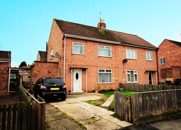 Thumbnail 3 bed semi-detached house for sale in Hall Lane Estate, Crook, Durham